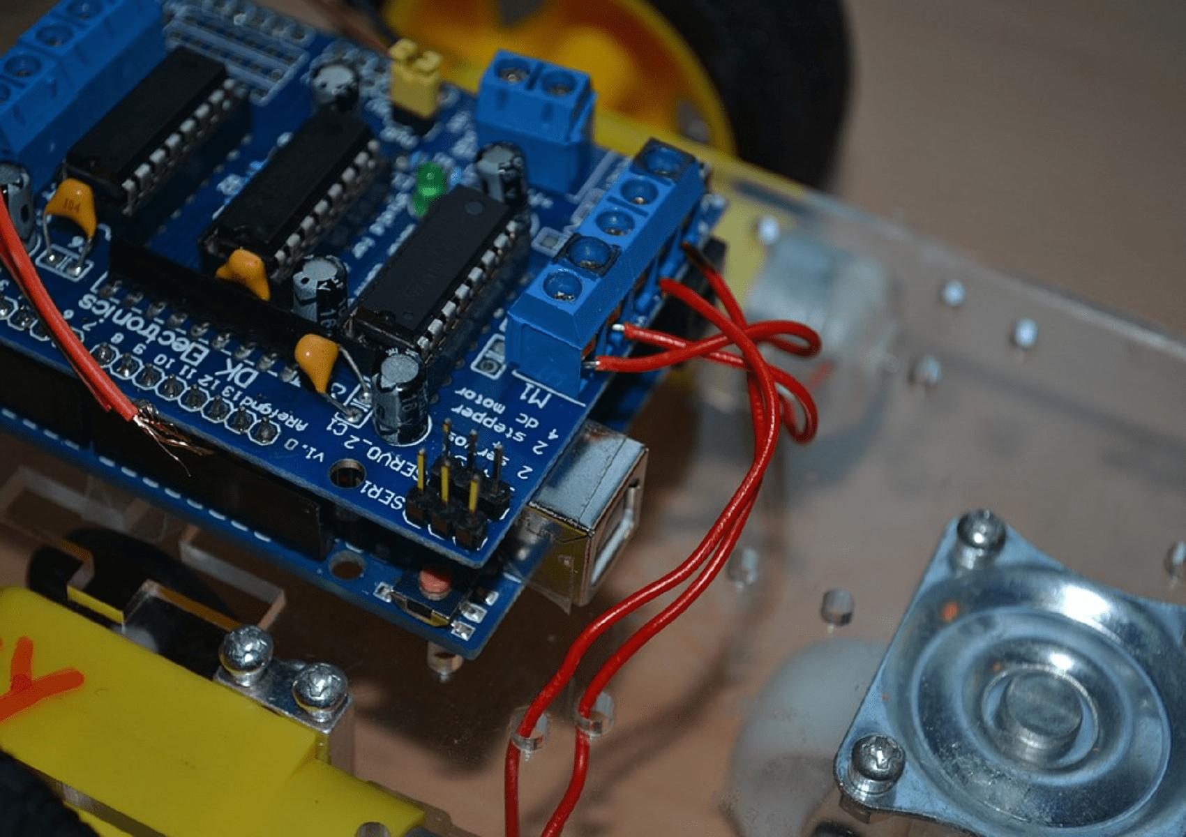 Diseño y Desarrollo de dispositivos electrónicos